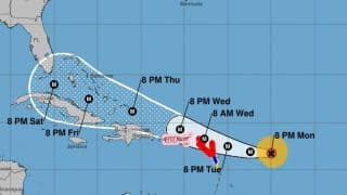 Hurricane Irma Strengthened to Category 4 Storm, May Cause Life-Threatening Flash Floods in Leeward Islands