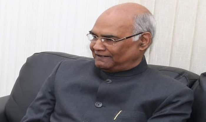 President Ram Nath Kovind Launches Pulse Polio Programme 2019, Administers Drops to Children Below Five Years at Rashtrapati Bhavan