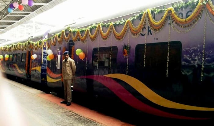 PM Narendra Modi to flag off Mahamana express between Varanasi- Vadodara