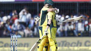 भारत को सीरीज जीतने और इंदौर में अजेय बने रहने के लिए मिला 294 का लक्ष्य