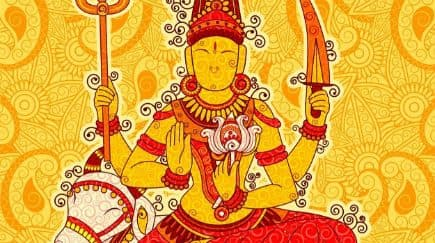 9 Durga Temples in India Dedicated to 9 Forms of the Goddess