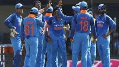 India Hot Favourites For First ODI Against New Zealand in Mumbai