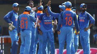 India vs Australia 2017: India's 4-1 Series Win Makes Them No. 1 ODI Team in ICC Rankings