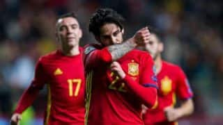FIFA World Cup Qualifier: Isco Scores Brace as Spain Thrash Italy