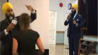 Racist Heckler in Canada Confuses Sikh Politician With Muslim, Video Goes Viral