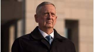 US Defence Secretary James Mattis to Visit Pakistan Today, Hold Talks With Civilians, Military Leadership