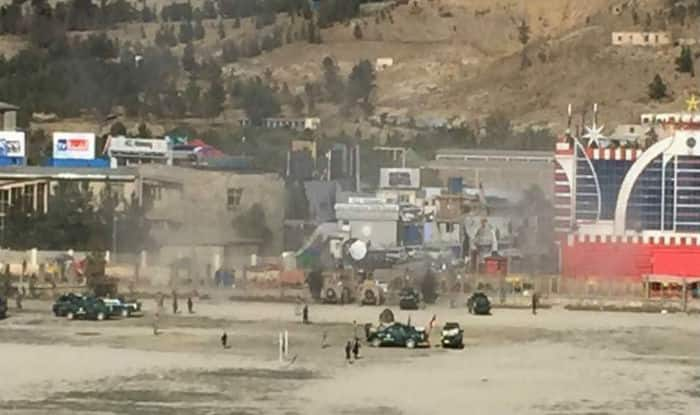 Kabul Blast Leaves 4 Dead, 90 Injured