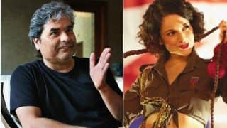 Vishal Bhardwaj In Support Of Kangana Ranaut: If It Was Any Other Actor, They Would Have Stopped Shooting For The Film
