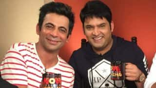 Kapil Sharma Blames Sunil Grover For His Alcoholism?