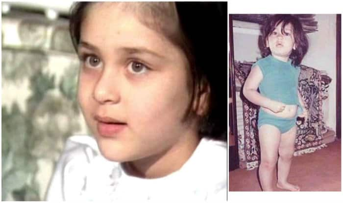 Kareena Kapoor Khan Birthday: 7 UNSEEN Childhood Pictures ...
