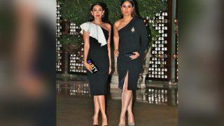 Kareena Kapoor Khan Gets Fat-Shamed After She Steps Out With Karisma Kapoor In An LBD