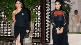 Kareena Kapoor Khan And Mira Rajput Attend The Ambani Bash But Where Is Shahid Kapoor?