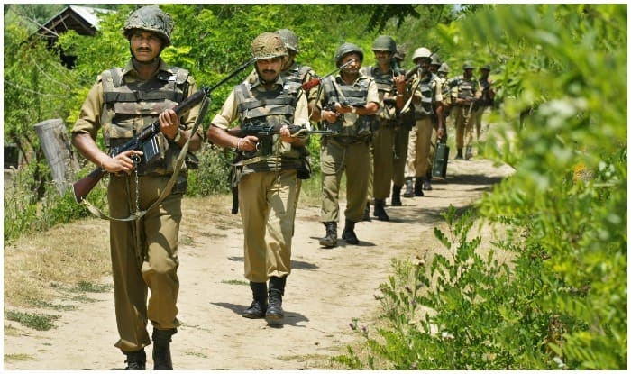 Two jawans and 12 militants killed in south Kashmir encounters