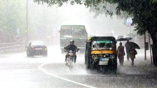 IMD Predicts Moderate Rainfall Over Next Three Days in Andhra Pradesh