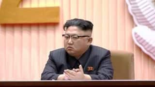 Kim Again Slams International Sanctions on North Korea