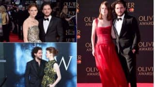 Kit Harington aka Jon Snow of Game of Thrones is Now Engaged To Rose Leslie