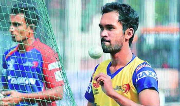 ऑस्ट्रेलिया ने प्रैक्टिस के लिए ली केरल के चाइनामैन गेंदबाज केके जियास की मदद (Twitter)