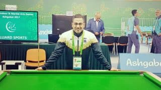 Stellar Show by Indians in Asian Indoor Games; Sourav Kothari Clinches Gold in Men's Billiards Singles