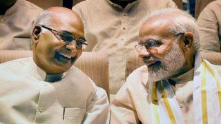 Prime Minister Narendra Modi, President Ram Nath Kovind Wish Happy Diwali