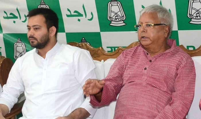Hotels-for-land case: CBI summons Lalu Prasad Yadav, Tejashwi Yadav