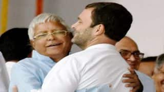 Bihar: Majority of Congress MLAs Urge Rahul Gandhi to Break Alliance With RJD