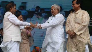 राज्यसभा सचिवालय ने शरद यादव और अली अनवर को भेजा नोटिस, जेडीयू ने की थी सदस्यता खत्म करने की मांग