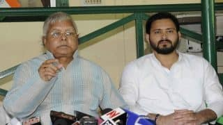 Fodder Scam: 'Thank You Nitish Kumar', Says Emotional Tejashwi Yadav After Lalu Prasad Sentenced to 3.5 Years in Jail