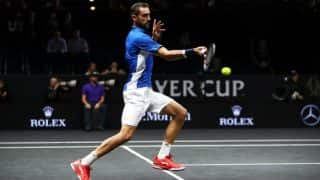 Laver Cup: Marin Cilic, Dominic Thiem And Alexander Zverev Take Europe Ahead of World