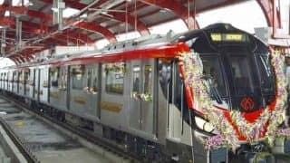 Over 20 kg Tobacco Seized From Lucknow Metro Commuters in Just Two Days