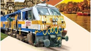 Vadodara-Varanasi Mahamana Express Bookings to Open Today