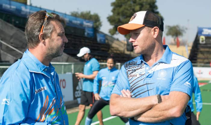 Sjoerd Marijne named chief coach of Indian men's hockey team