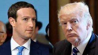 फेसबुक को ट्रंप-विरोधी कहने को भड़के जकरबर्ग, लगाई लताड़