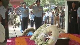 Marshal Arjan Singh, India's Only Five-Star Ranked Officer, Cremated With Full State Honours