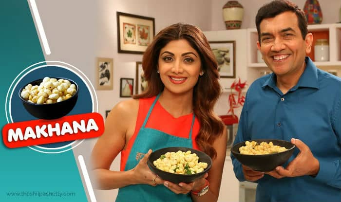 Shilpa Shetty Kundra's Healthy Snack Recipe: Learn How to Make Makhana Snacks to Satisfy Your Cravings (Watch Video)