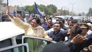 मेरठ में आज मायावती की महारैली, बीजेपी पर बोलेंगी हमला