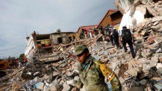 UAE sends humanitarian aid to quake-hit Mexico