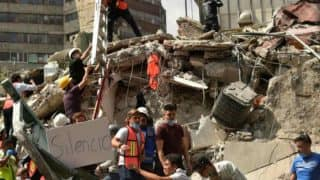 Mexico Earthquake: Search Operation Enters Third Day, Toll Rises to 272