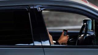 Use of Mobile Phones While Driving Claimed 2,138 Lives in 2016, UP Tops The List: Report