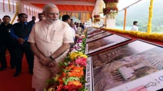 'Statue of Unity' Will be a Fitting Tribute to Sardar Patel, Says PM Modi in Dabhoi