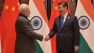 PM Narendra Modi Holds Bilateral Meeting With Chinese President Xi Jinping After Doklam Standoff