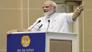 PM Modi to Dedicate Sardar Sarovar Dam to Nation on His Birthday