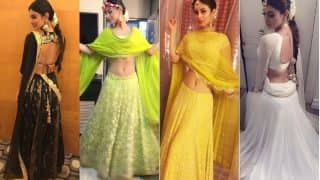 Happy Birthday Mouni Roy! These 7 Hot Instagram Photos of the Naagin 2 Actress is Giving Us Navratri Style Goals!