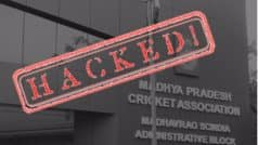 Hackers Break Into MP Cricket Association's Website
