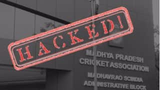 Ahead of India vs Australia 3rd ODI MP Cricket Association's Website Hacked