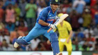 पूर्व क्रिकेटर आकाश चोपड़ा की सलाह, 'श्रीलंका के खिलाफ टी20 सीरीज में धोनी नहीं, किसी और को मिले मौका'