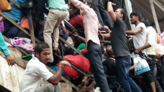 People Were Walking Over Horizontal Human Sandwiches: First Person Account of Elphinstone Road Stampede