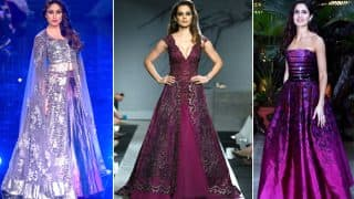 Navratri 2017 Day 9 Colour Purple: Kangana Ranaut, Kareena Kapoor, Katrina Kaif Stun You In Purple, Give Tips To Make Heads Turn