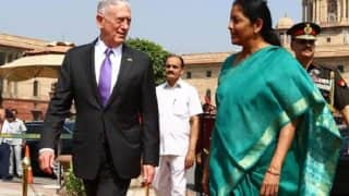 India Will Not Send Troops to Afghanistan, Says Nirmala Sitharaman After Meeting US Defence Secretary