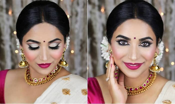 Traditional Kerala Makeup Tutorial to Look Gorgeous for Onam