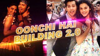 Judwaa 2 song Oonchi Hai Building 2.0: Varun Dhawan, Jacqueline Fernandez, Taapsee Pannu Promise A Musical, Visual Treat